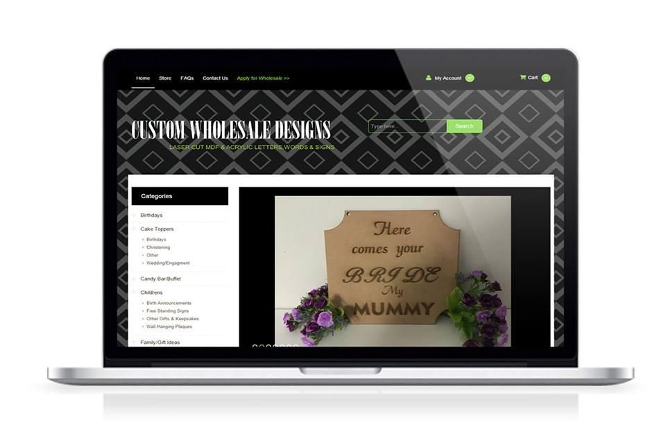 Custom Wholesale Designs
