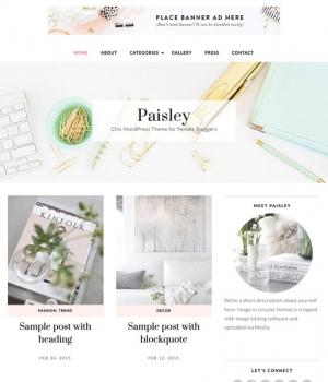 paisley-wptheme